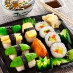 sushi-vegetarisk